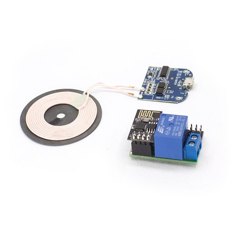 Cross-array IoT Wireless Charging Transmitter Module DIY Kit