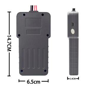 Image 5 - Lancol Micro200Pro 12v Batterie Kapazität Tester Auto Batterie Tester Für Garage werkstatt Auto Werkzeuge Mechanische