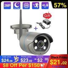 Techage wifiカメラワイヤレスip cctvカメラ1080pナイトビジョンビデオオーディオサウンドtfカード記録セキュリティcctv監視icsee