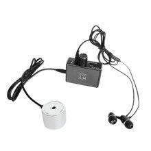 DIY HY929 wysokiej wytrzymałości mikrofon ścienny głos słuchać Detecotor dla inżyniera wyciek wody wyciek oleju słuchu