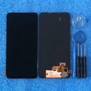 """Image 4 - 6.53 """"Original Amoled Axisin Per Oppo Reno2 Z Reno 2Z 2 Z Display LCD Cornice Dello Schermo + Touch Panel digitizer Per Reno 2 F"""