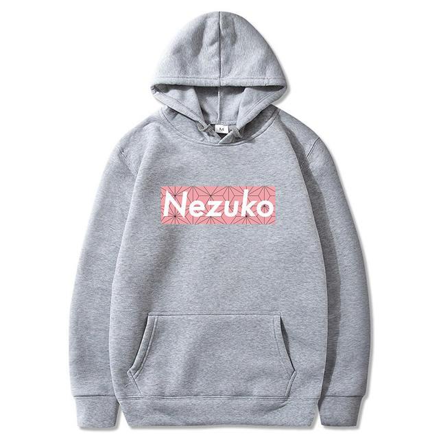 NEZUKO THEMED HOODIE (12 VARIAN)