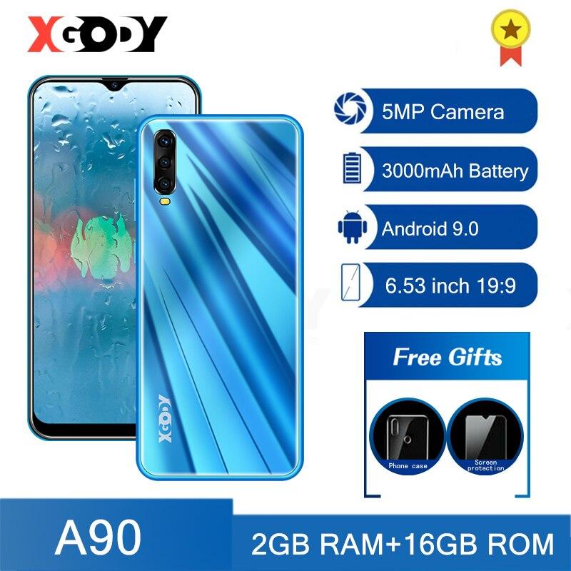 XGODY A90 3G смартфон 6,53