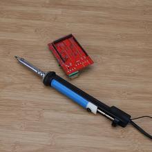Handheld Elektrische Zinn Saug Sucker Stift Entlötpumpe Löten Werkzeug