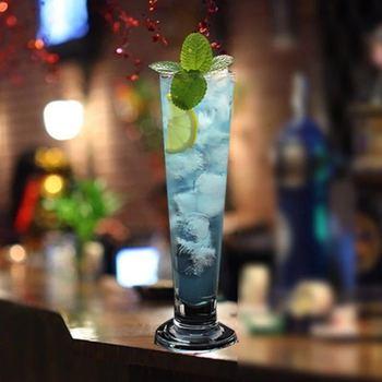 Przezroczyste szkło prosty kubek oryginalność koktajl kieliszek do wina piwo szkło Bar osobowość kieliszek do wina restauracja zimny napój kubek tanie i dobre opinie LOULONG ROUND Ce ue Koktajl szkła Ekologiczne Zaopatrzony LCL00539 301 -400ml quality products Glass Cocktail Glass