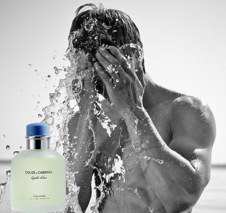 Perfume Light Blue D&G 150ml EDP
