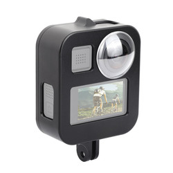 For GoPro Accessories Protective Frame Case Housing Shell Cage for Go Pro Max Action Camera