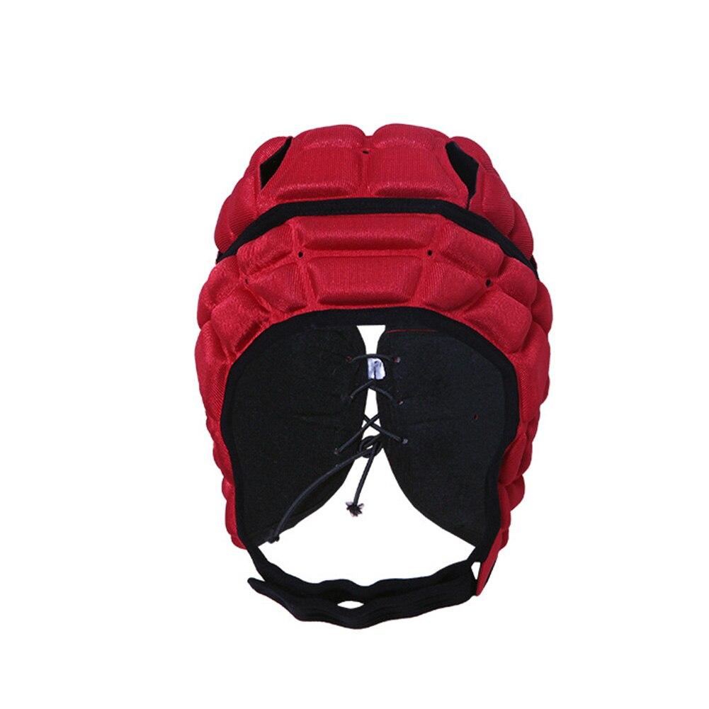 Protecitve Gear Baseball Goalkeeper Helmet Adjustable Outdoor Durable Children Roller Hat Training Comfortable Rugby Football