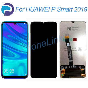 P smart 2019 lcd screen + touch digitizer display POT-LX1/LX1AF/LX2J/LX1RUA/LX3 P smart 2019 lcd screen replacement assembly