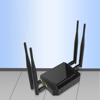 Roteador wi-fi para huawei e8372/3372 4g 3g usb modem suporte zyxel keenetic omni ii rj45 vpn openwrt roteador sem fio ponto de acesso e