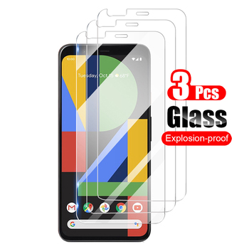 Перейти на Алиэкспресс и купить 3 шт для Google Pixel 4 Pixel4 XL Закаленное стекло Защитная пленка для экрана для Google Pixel 4 стекло XL 9H 0,26 мм