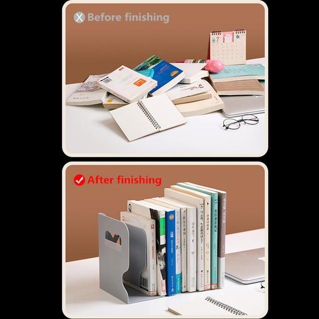 The Freedom To Adjust Bookshelf  Bookends  4