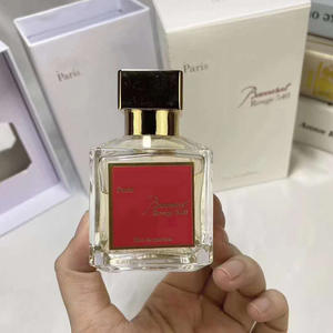 Brand Perfume Fragrance Long-Lasting Unisex Women Original Spray High-Quality Hot Neutral
