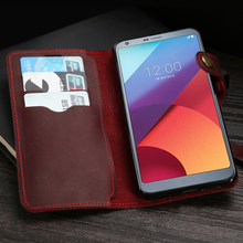Leather Flip Phone Case For IPhone 11 Pro Max For Apple SE 2020 X 11 Max 12 6 6S 7 8 Plus Cowhide Crazy Horse Skin Wallet Bag