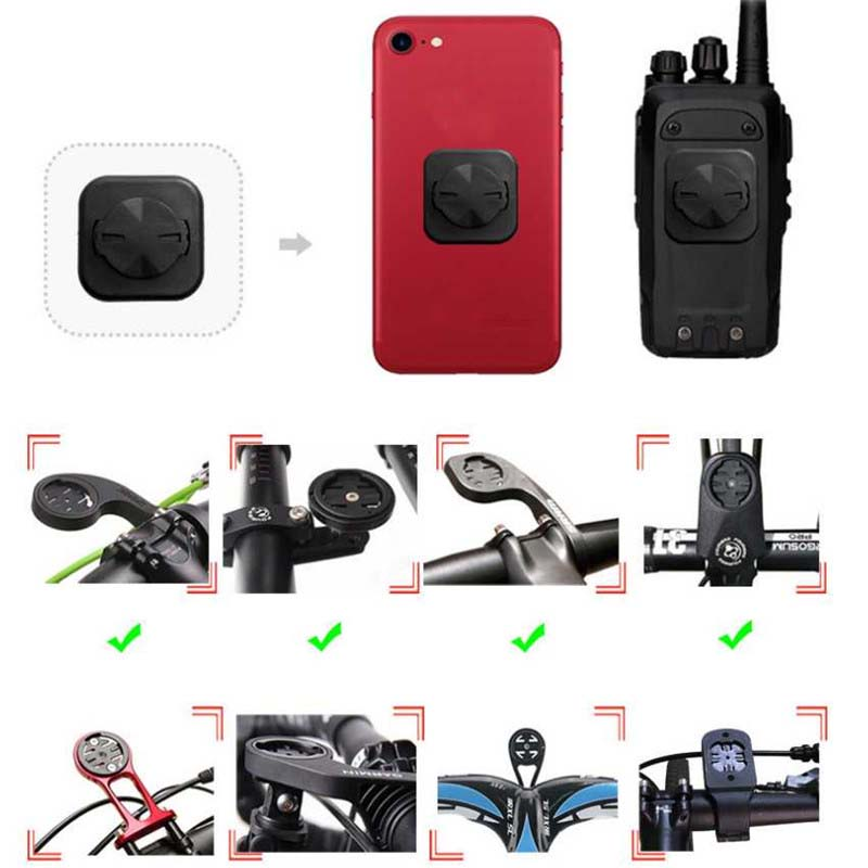 Bicycle Mobile Phone Bracket Holder Made With Plastic Material 3