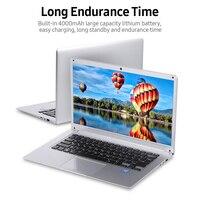 14.1 inch Laptop Intel J3455/J3355/Z8350 Processor 8GB DDR3 512GB SSD 1920*1080 Resolution Portable Business Office Laptop 2