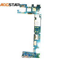Aogstar Working Well Unlocked With Chips&OS Mainboard For Samsung Galaxy J7 2016 J710 J710F Motherboard Logic Boards