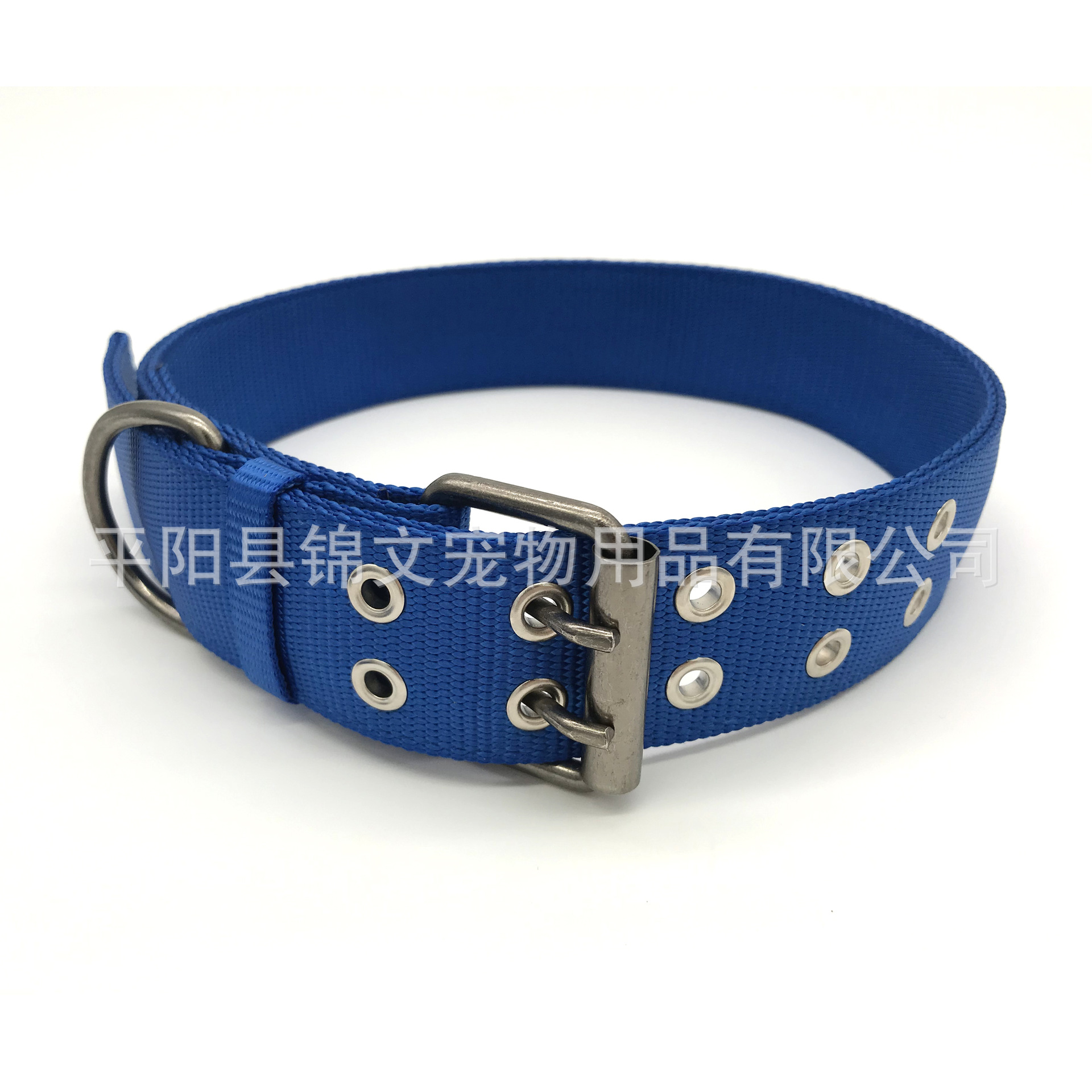 38mm Large Dog Collar Pet Supplies Double Layer Foam Medium Large Dog For Traction Collar
