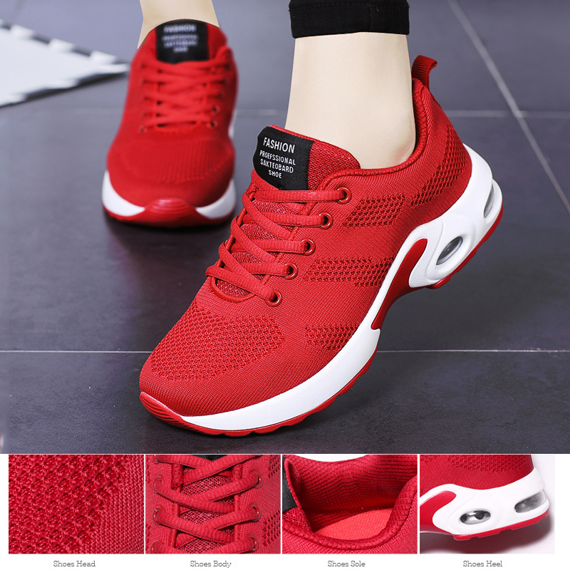 FLARUT Tenis Feminino Women Tennis Shoes Soft Comfort Gym Sport Shoes Female Stability Fitness Athletic Trainers Woman Sneaker