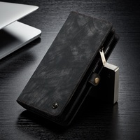 Leather Phone Case for Samsung Galaxy S8 S9 S10 5G Plus Note 8 9 Case Flip Wallet Coque for Samsung Galaxy S10e S7 Edge Case
