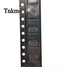 50PCS MBRS1100T3G DO 214AA MBRS1100 DO214AA 1100 รหัส B1C Schottky ไดโอด DIODE 100 V/1A ใหม่และต้นฉบับ