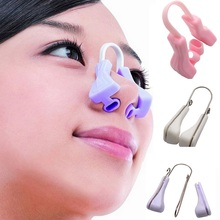 Beauty nose shaper  tools corrector nasal clip Fashion beauty silicone riser shaping high brid makeup