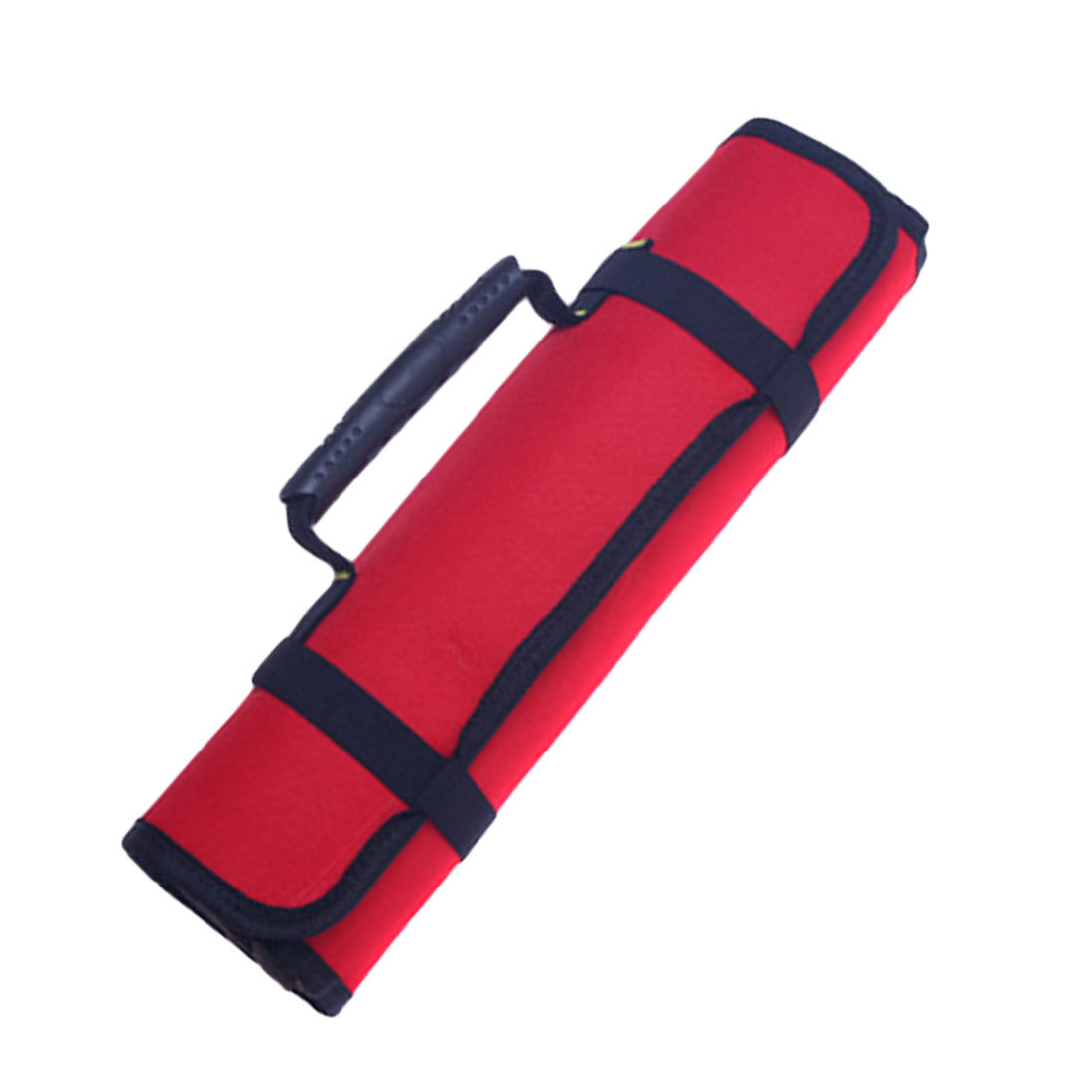 Roll Bag Tool Multifunction Tool Bag Practical Carrying Handles Oxford Canvas Wrench Storage Instrument Case 585mm X 355mm