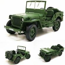 1:18 джип Военная тактика литая модель автомобиля открывающийся капот панели, чтобы раскрыть двигатель для детей подарок игрушки
