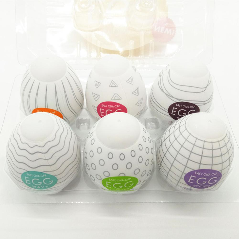 Tenga Egg Male Masturbate Egg Adult Pocket Pussy Real Vagina Masturbation Cup For Men Penis Masturbator 18+Japan Sexshop Toys