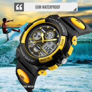 Digital Watch Men Sports Watch For Men Multifunction Men Watches 50M Waterproof часы мужские электронные reloj digital hombre