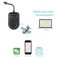 KKmoon GPS Real Time Tracker Car Motorcycle Electric Bike GSM GPRS Tracking  Device 2G