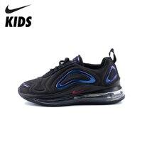 Nike air max 720 crianças sapatos originais nova chegada tênis de corrida esportes leves almofada de ar # AO2924 301 Tênis     -