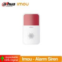Dahua Imou ARA10-SW 433Mhz 경보 사이렌 무선 사이렌 85db 사이렌 홈 경보 시스템 보안