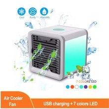USB Portable Air Conditioner 3 Gear Personal Space Air Cooling Fan Portable Air Conditioner FanAir Conditioner Air Cooler Fan