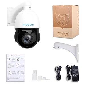 Image 5 - Inesun 2MP 5MP AHD PTZ กล้องรักษาความปลอดภัยกล้อง 30X ซูมออปติคอล 4 in 1 HDTVI/AHD/CVI /CVBS กลางแจ้งการเฝ้าระวังวิดีโอความเร็วสูง Dome Cam