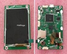 Pantalla LCD TFT IPS de 2,6 pulgadas con placa adaptadora, placa de desarrollo de chips TK499, pantalla inteligente, 240x400