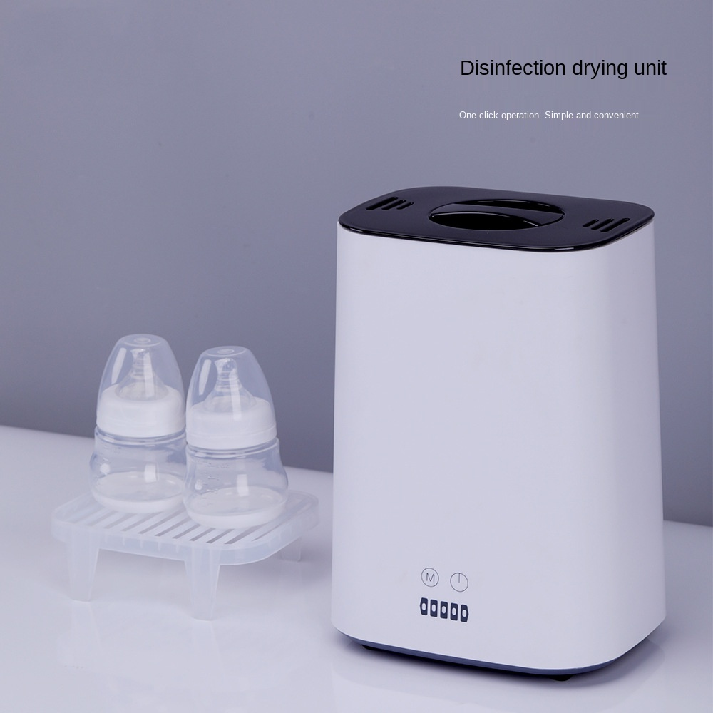 Multi-Function Feeder Sterilizer Disinfection Drying Heating Auxiliary Food Three-in-One Convenient Carrying