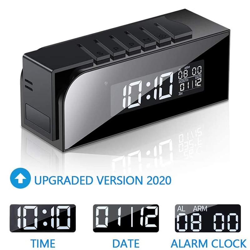 Yoothi tuya relógio inteligente câmera ip wi