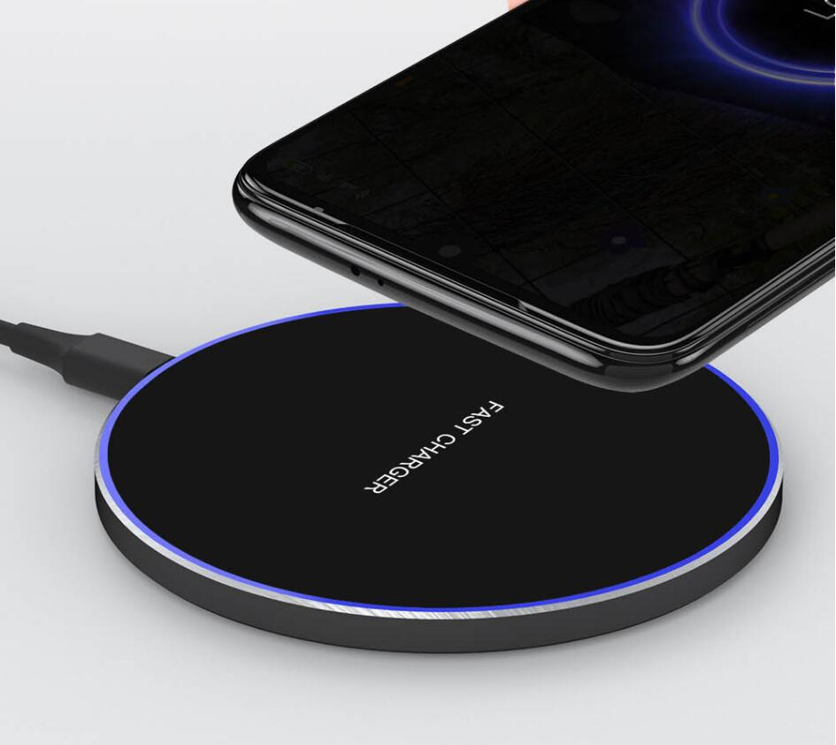 For Xiaomi Redmi Note 9S Mi 10 Lite K30 Pro Redmi 8A Dual Charger Wireless Chargers Charging Pad QI Receiver Phone Accessories