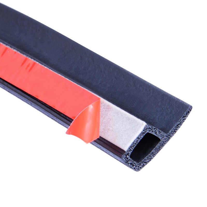 P Type voiture porte joint en caoutchouc bandes isolation phonique voiture porte bande d'étanchéité bande d'étanchéité Anti-poussière caoutchouc porte joints