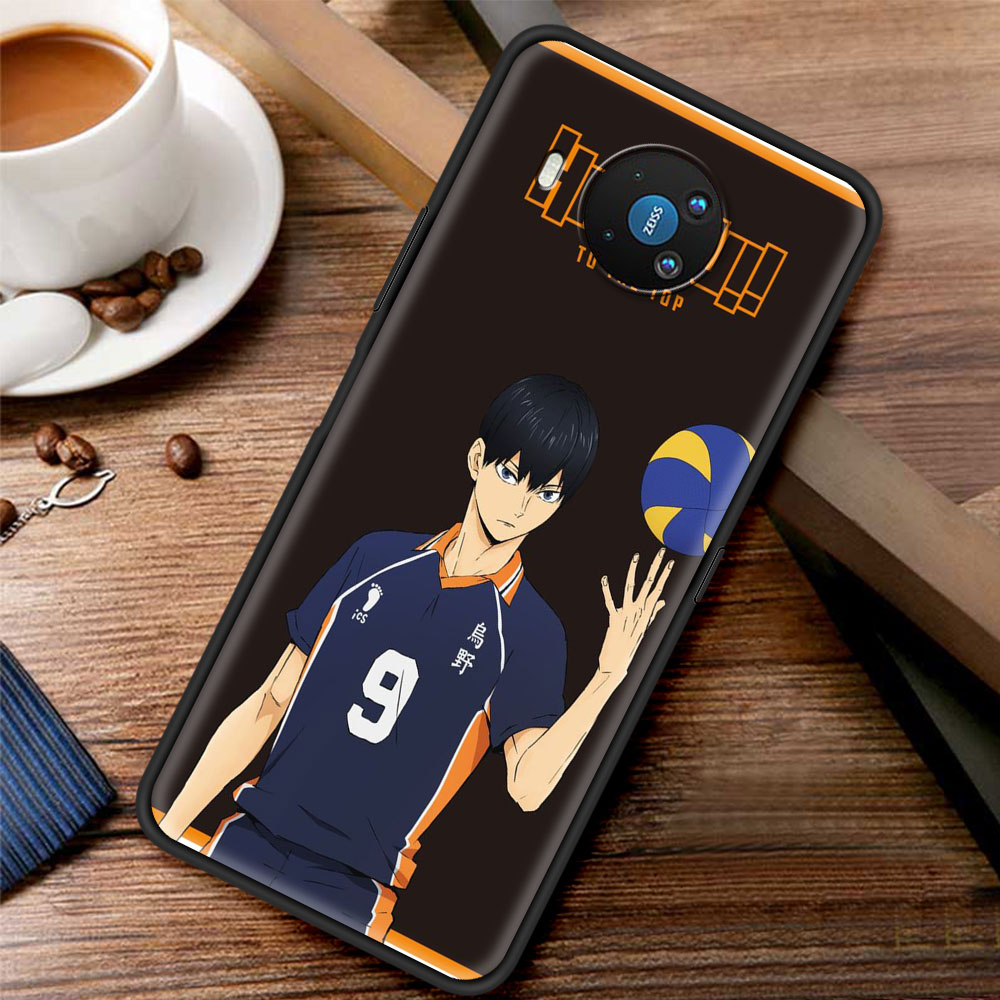 My Hero Academia Anime For Phone Case Nokia 1.3 1.4 2.2 2.3 2.4 3.2 3.4 4.2 5.3 5.4 7.2 8.3 5G C3 C2 Tenen Cover Fundas Capa