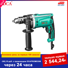 Drill-Screwdriver Power-Tools Rotary-Hammer Impact-Drill Wood Electric DCA 2-Functions