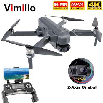 F11 Pro GPS Drones 5G FPV WIFI 4K Professional 2-Axis Anti-Shake Gimbal Camera Drone Brushless RC Quadcopter Dron Vs SG906 Pro2