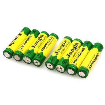 2-20 sztuk nowy marka AAA baterii 2800mah 1 5V alkaliczne akumulator AAA do zdalnego sterowania lampa zabawkowa Batery darmowa wysyłka tanie i dobre opinie Jungla 2601-2999 mAh Ni-mh AAA2800mAh Baterie Tylko 2-20PCS Pakiet 1