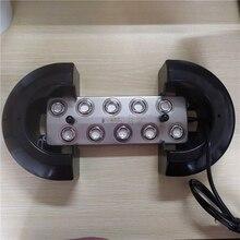 Flutuador atomizador para cabeça/6, cabeça ultrassônica, pulverizador, produtor de vapor, boia, peças ultrassônicas, umidificador