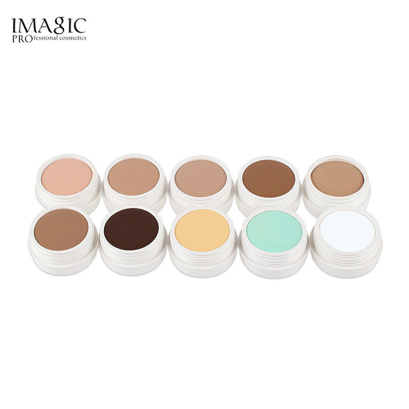 Imagic Makeup Concealer Cover Waterproof Cosmetic Professional Cream Foundation image