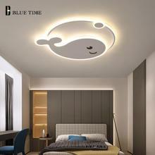 Современный светодиодный потолочный светильник декор для детской
