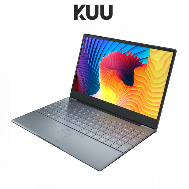 KUU Intel J4115 14.1-inch IPS Screen All Metal Shell Office Notebook 8GB DDR4 RAM 512GB M.2 SSD with type C laptop 1