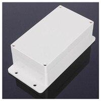 Big deal 158x90x64mm Plastic Electronic Project Box Enclosure Case Cover Waterproof Terminals    -