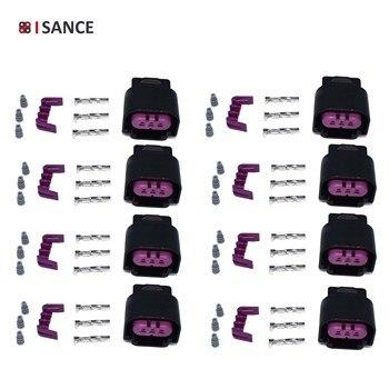 ISANCE E85 Flex Fuel wtyczka czujnika okablowanie połączeniowe 13577394 13577379 13577429 dla Buick Chevrolet Captiva Express Savana GMC